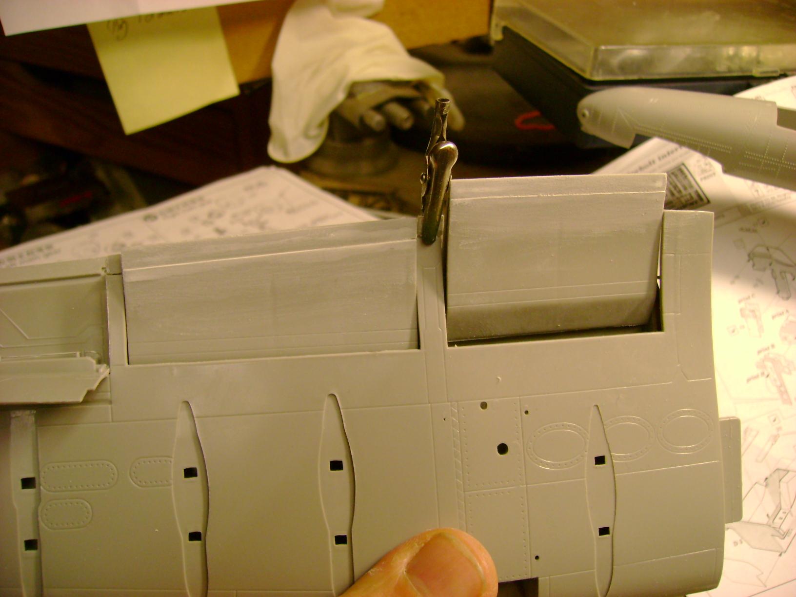A-10 Thunderbolt II...1/32 Trumpeter + PE Edouard....( T-Bird) Up 02/12... 77195891