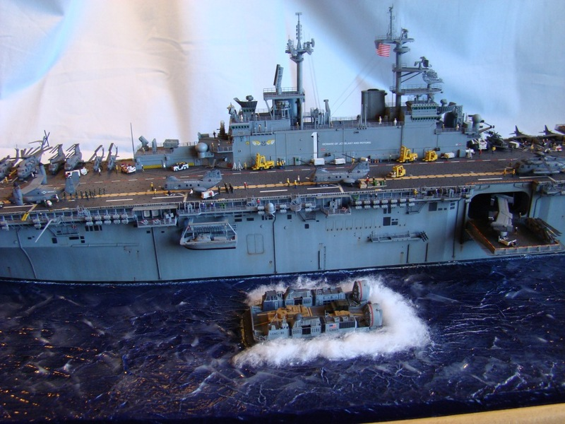 USS WASP LHD-1 1/350 Revell  Dsc09154nm