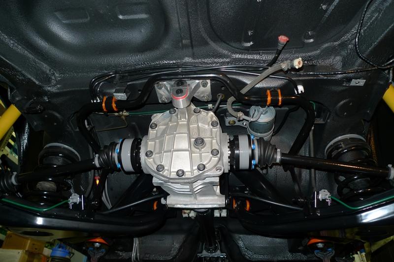 La petite dernière de Megatorus (Escort Cosworth). - Page 11 16z9