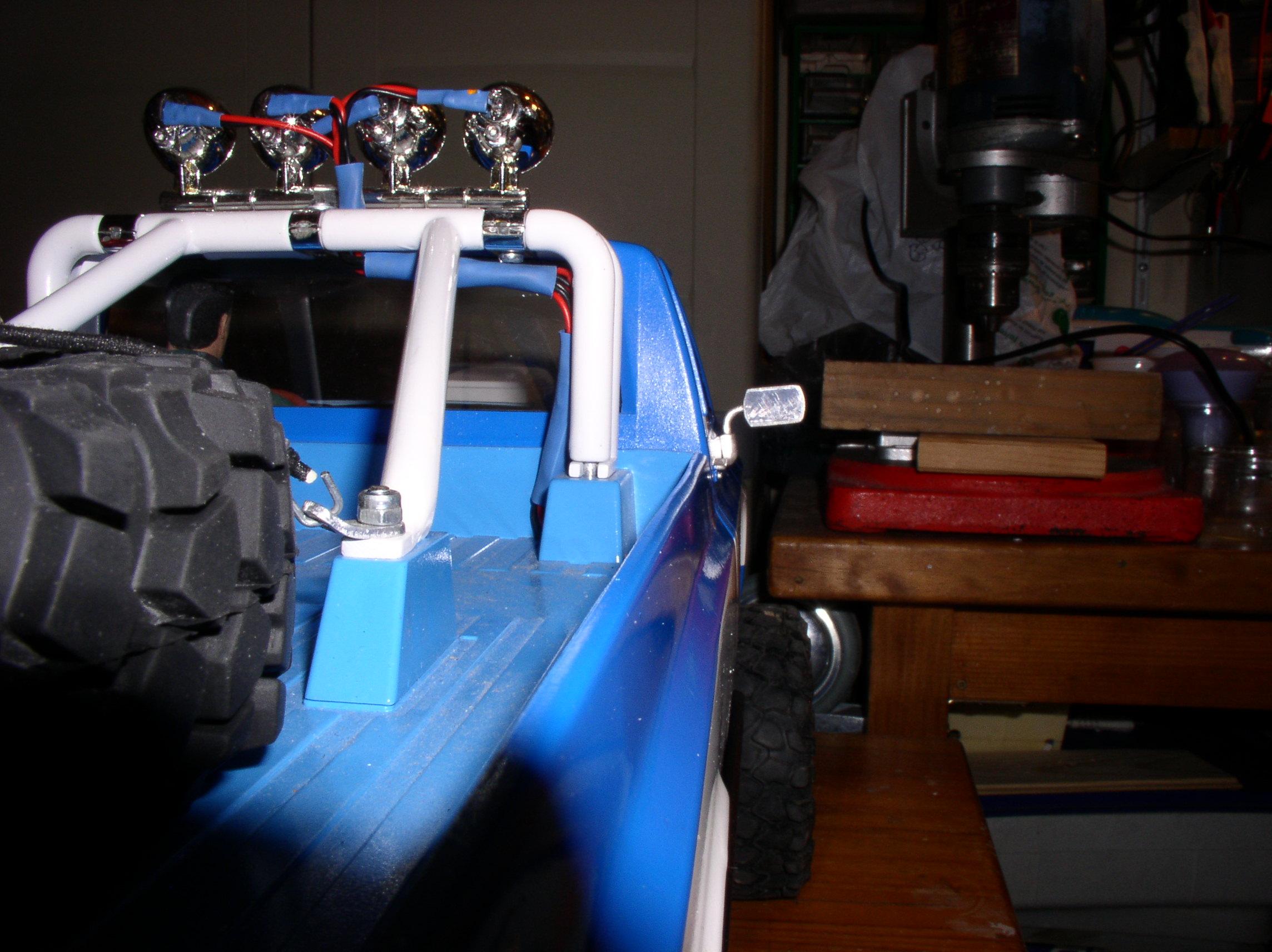 Mon Chevrolet K5, benne rallongée  (châssis SCX10)  Retrovis1