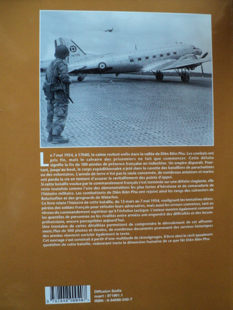 DIEN BIEN PHU - LES CHEVALIERS CONDAMNES DE L ARMEE COLONIALE 61361886
