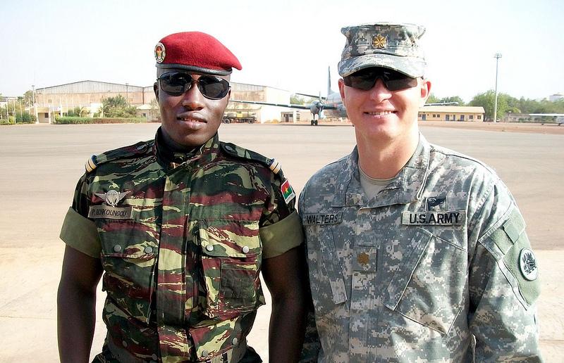 Armée nationale Burkinabé / Military of Burkina Faso 7996054455d9a0fb47c4c