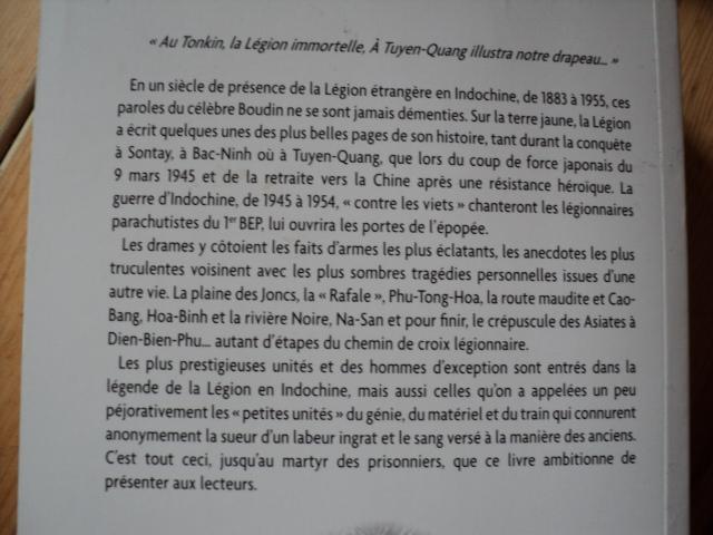 L' HISTOIRE HEROIQUE DE LA LEGION EN INDOCHINE   1883-1955 39120237