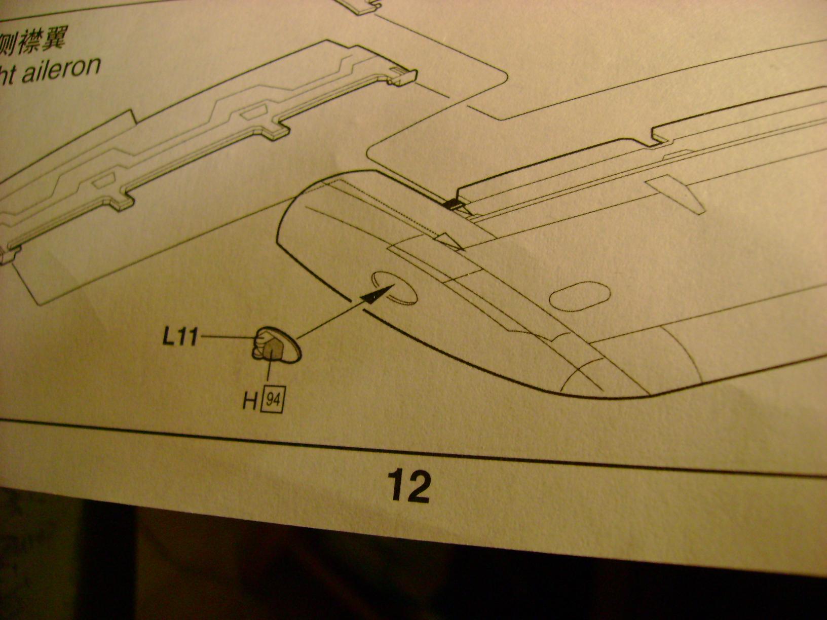 A-10 Thunderbolt II...1/32 Trumpeter + PE Edouard....( T-Bird) Up 02/12... 20481774