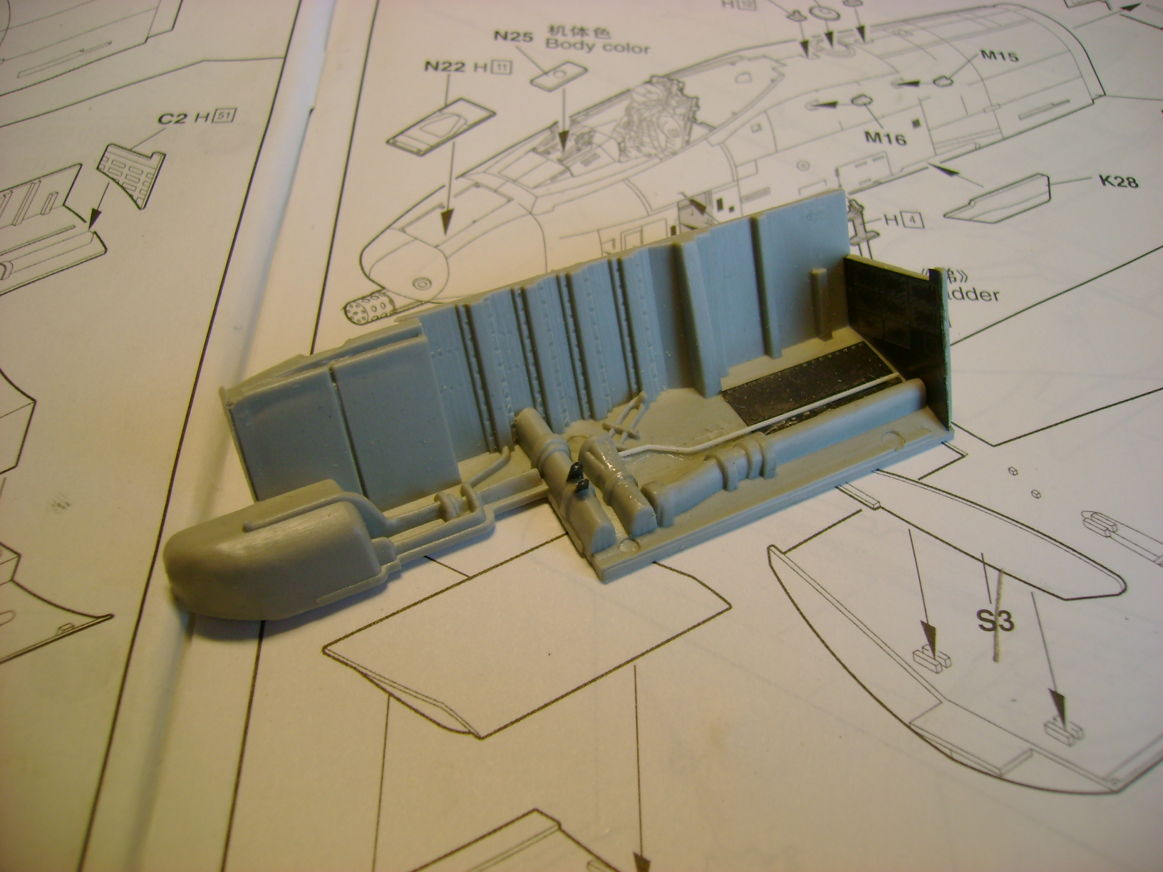 A-10 Thunderbolt II...1/32 Trumpeter + PE Edouard....( T-Bird) Up 02/12... 20516448