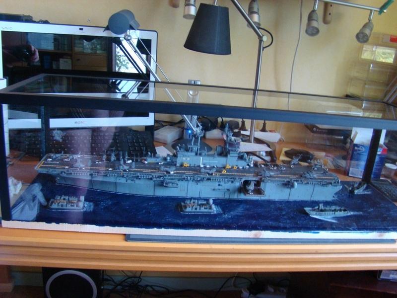 USS WASP LHD-1 au 1/350ème par nova73 - Page 9 Dsc09148z