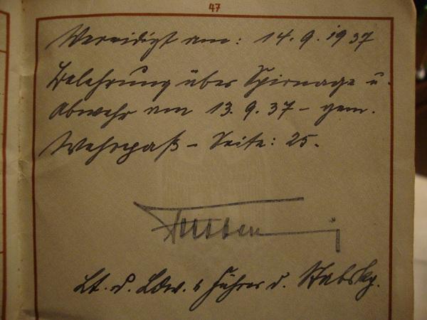 Traduction militarpass et wehrpass d'un suisse ayant combattu pour les allemands Dsc02078hx