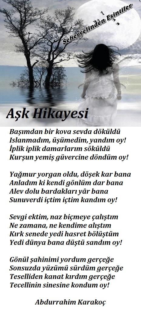Aşk Hikayesi // Abdurrahim Karakoç 8601scda1ty912474858368