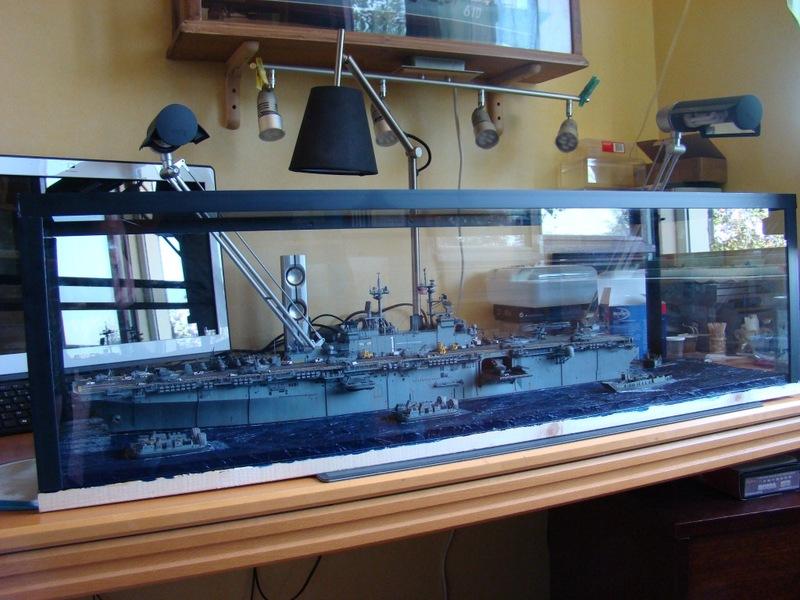 USS WASP LHD-1 au 1/350ème par nova73 - Page 9 Dsc09147u
