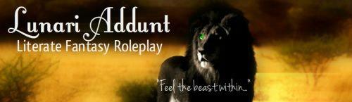 Lunari Addunt | Fantasy RP | Literate P2ob