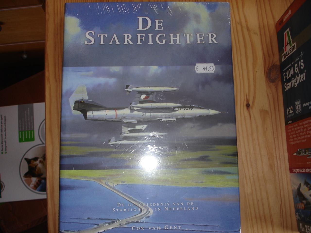 F-104 G Starfighter Italeri 1/32e Ruog
