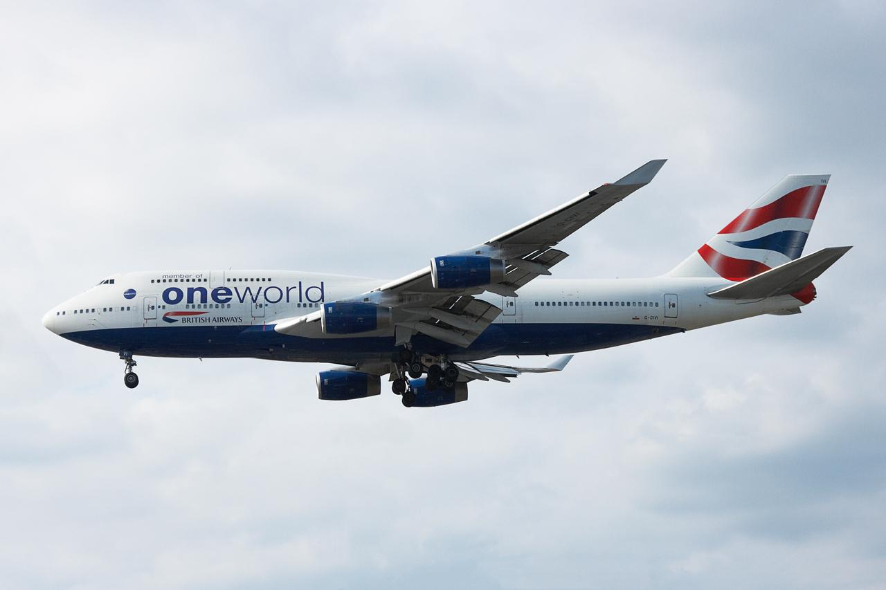 [15/07/2011] Londres Heathrow (Part I) Cnol
