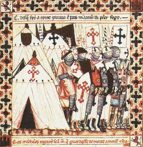 La reconquista de Sevilla, 23 de noviembre de 1248 Fixo