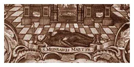 Nuestra Señora de Einsiedeln / Capilla de las Gracias - MR(322) (R.M. SXVIII-C164)(MAM) Smeinrado1