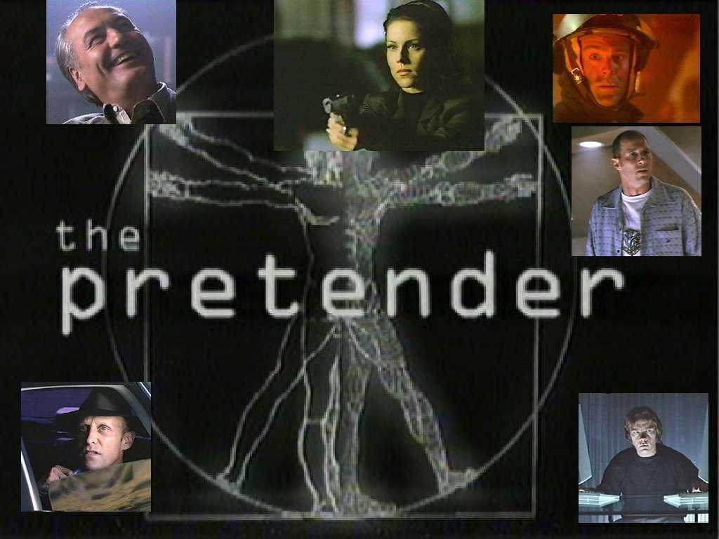 The Pretender S01-04 DVDRip + TV Movies Y5ba