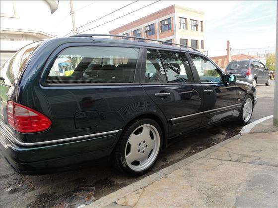 S210 E420 1997 - R$ 60.000,00 8mwf