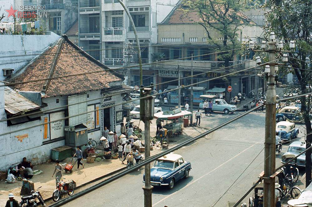 Sài Gòn 1970-1971 đẹp cổ kính 15786144