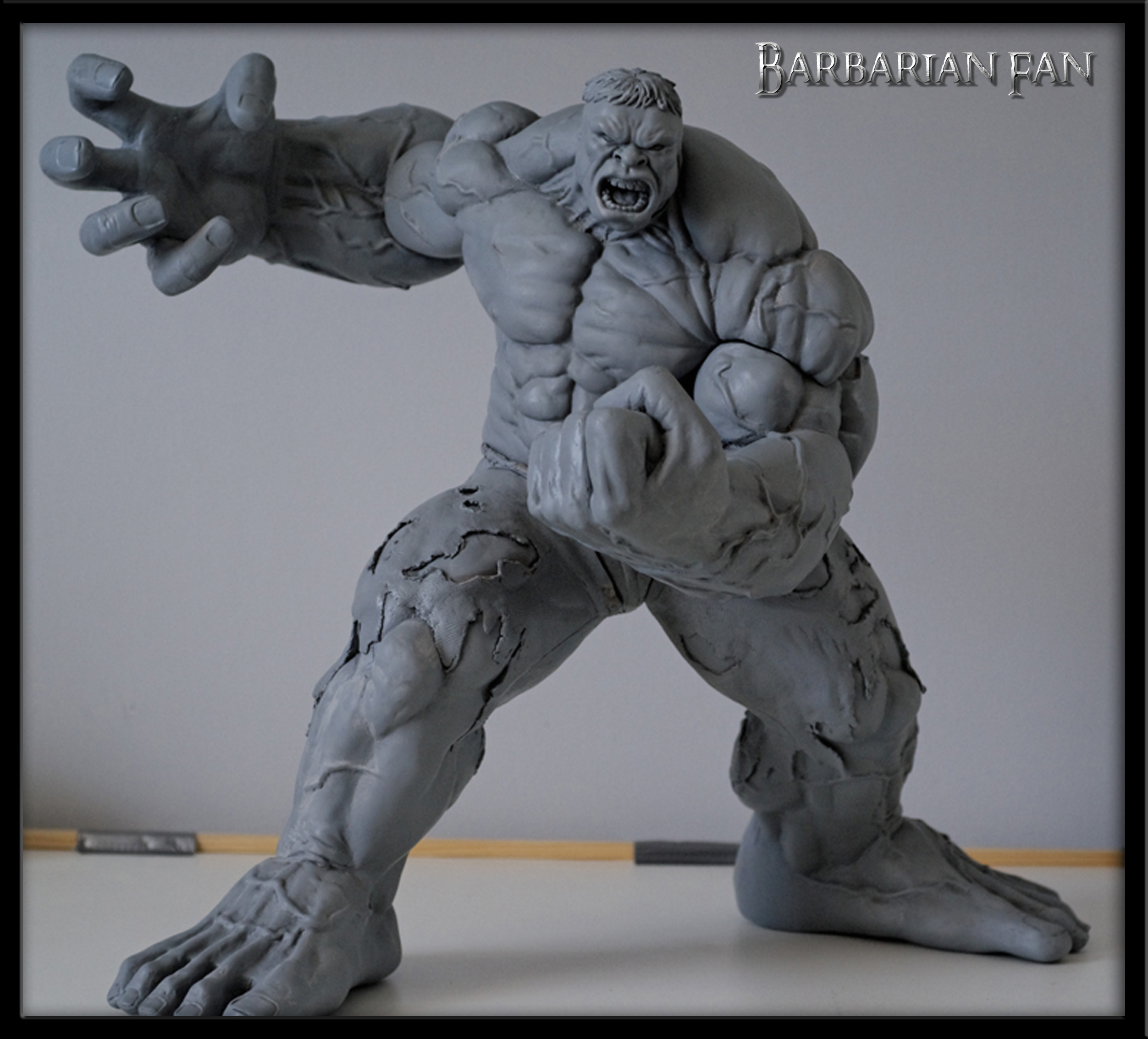 Hulk Mysculptz18