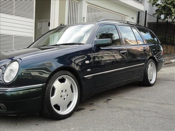 S210 E420 1997 - R$ 60.000,00 Cymw