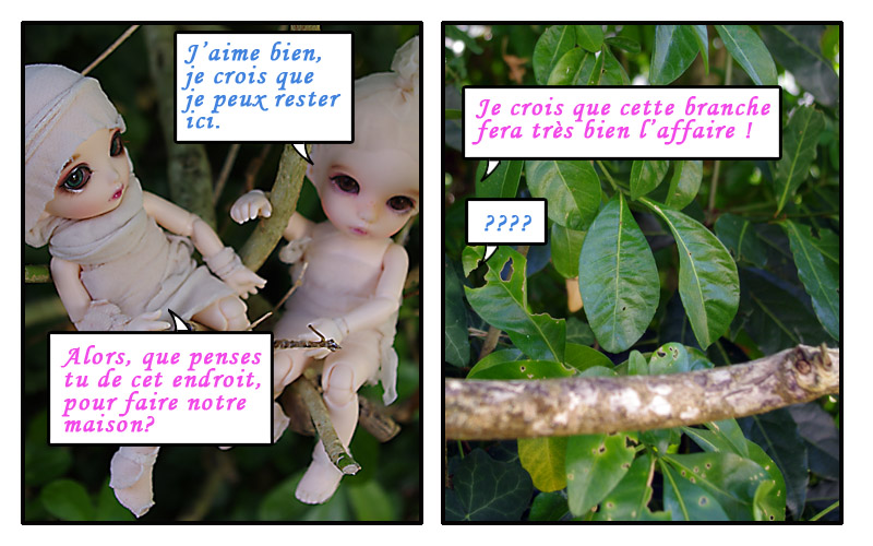 Une histoire de fée - Chapitre 12: La vie continue (P5) - Page 4 72yd