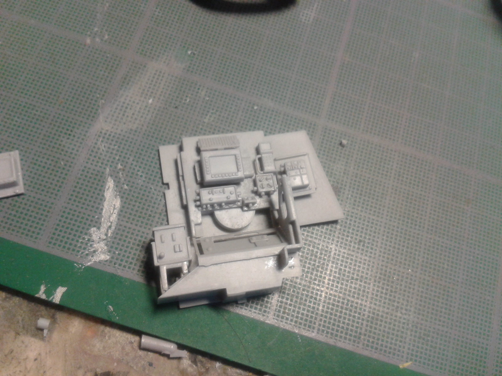 Stryker M1129 Mortar Carrier MC-B ...Montage terminé !!!! 20130415192833