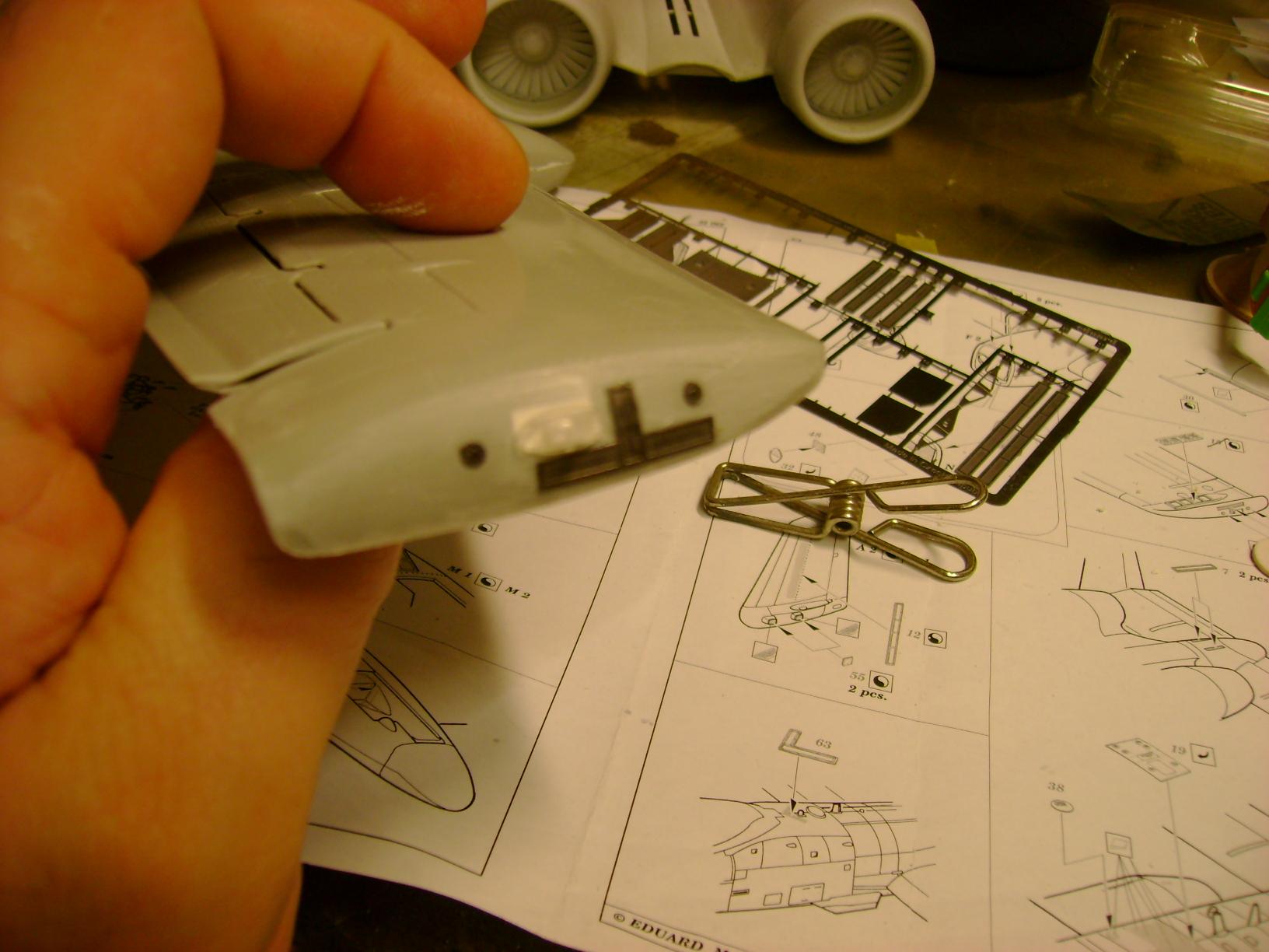 A-10 Thunderbolt II...1/32 Trumpeter + PE Edouard....( T-Bird) Up 02/12... 77373097