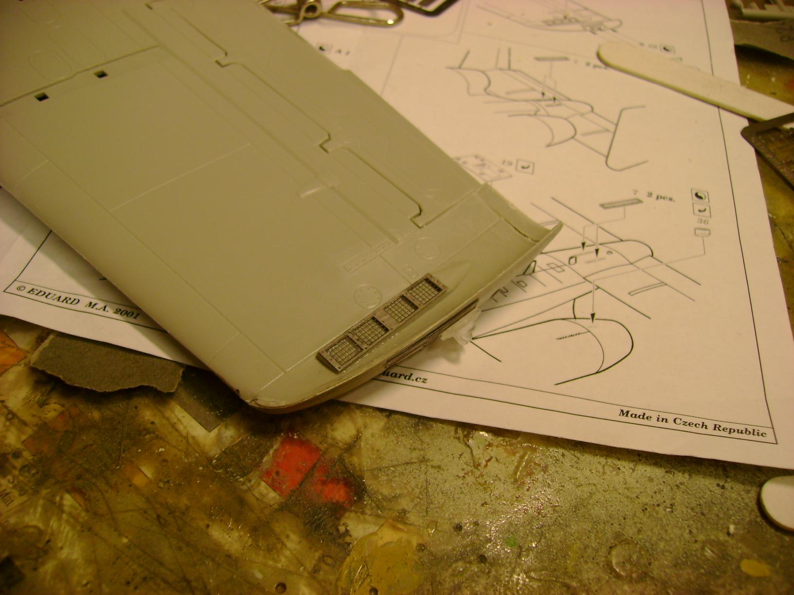 A-10 Thunderbolt II...1/32 Trumpeter + PE Edouard....( T-Bird) Up 02/12... 56919312
