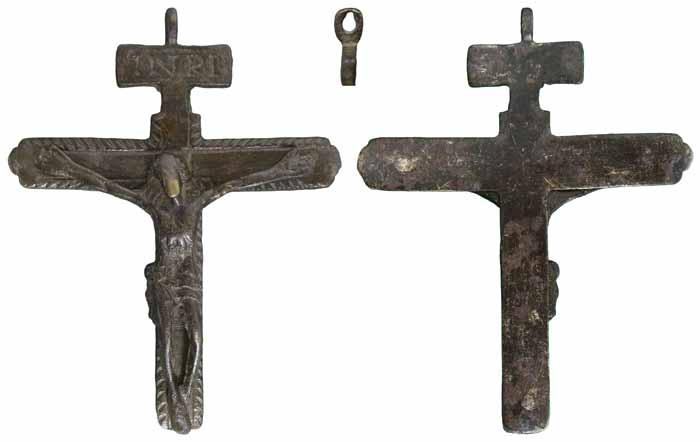 Crucifijo pectoral - CC(060) Cc060