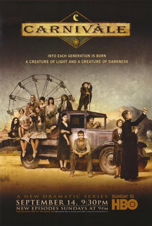 Carnivale Seasons 01-02 DVDRip 0zt3