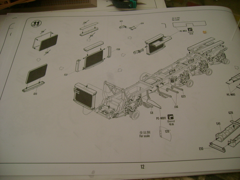 M1070 Truck Tractor & M1000 Semi-Trailer By T-bird!!!!! 1/35 Hobby Boss.Up du01/02.... - Page 2 14351935
