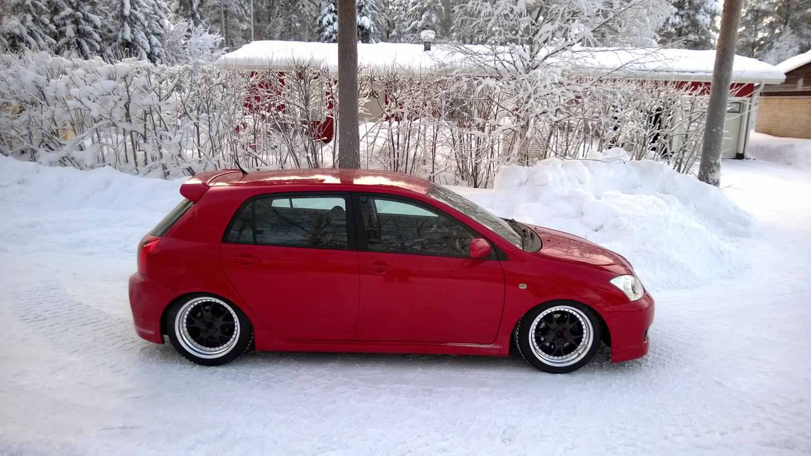 Japtoys & Fittest presents: Mysticin Toyota Corolla E12 Qmhe