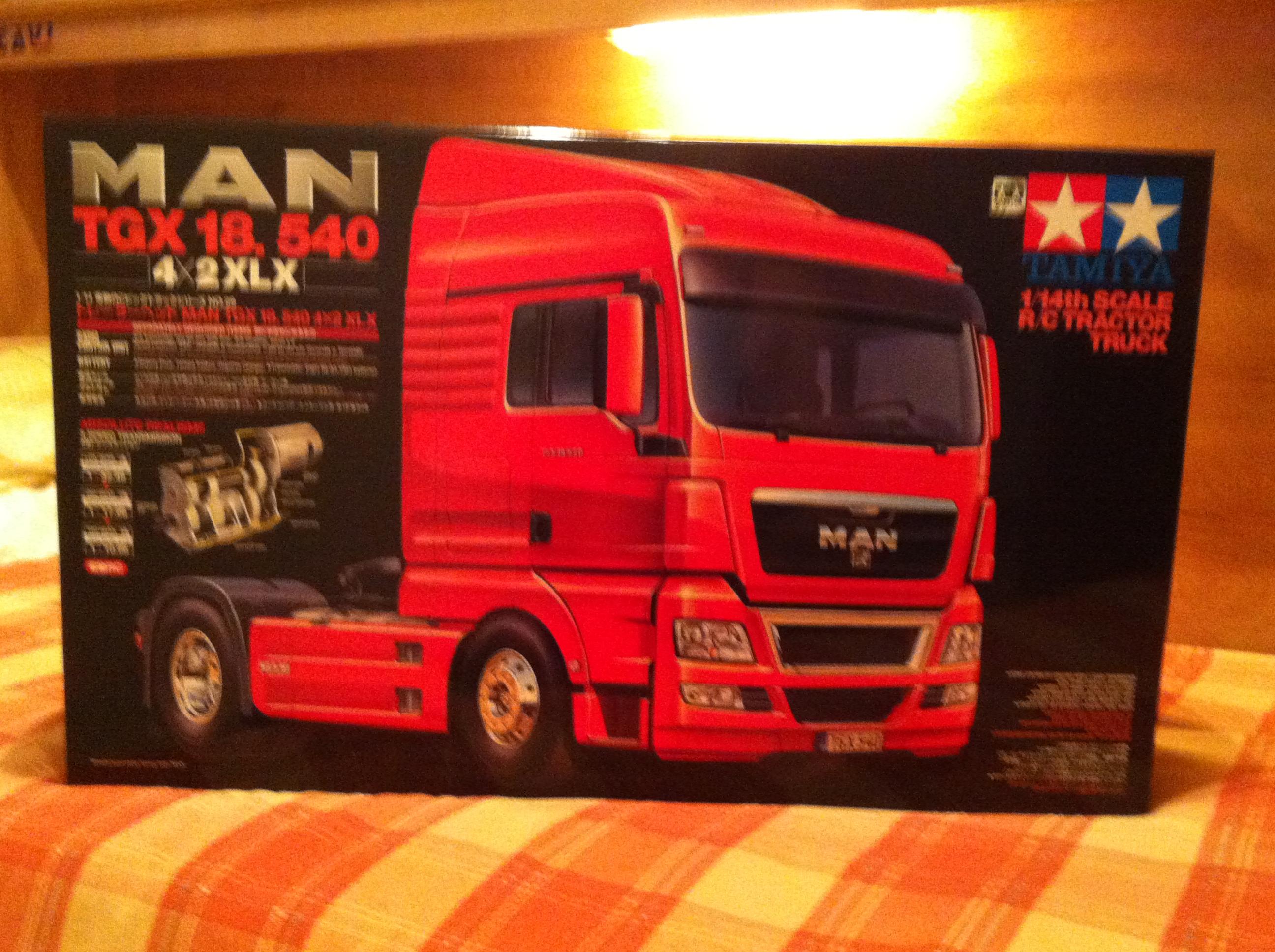 Mi nuevo proyecto Man 4x2.En construccion Cajaman