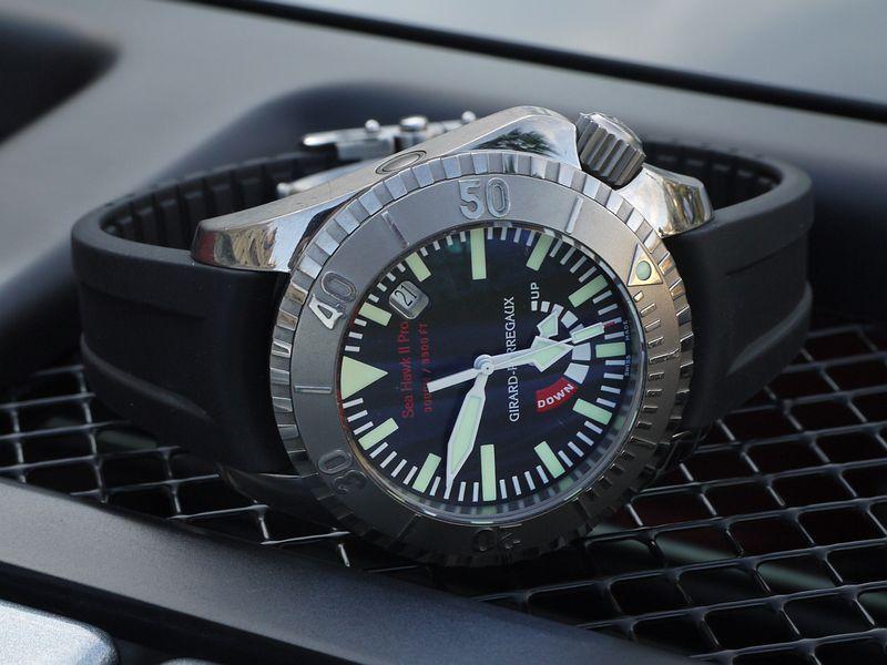 Essais de la Girard Perregaux Sea Hawk II Pro P1060215v