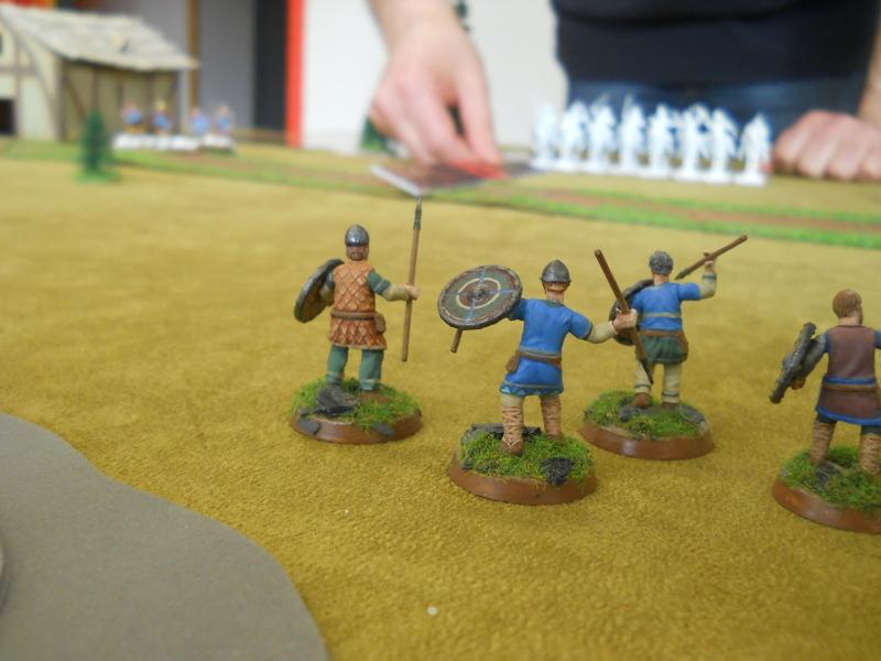 Anglo-danois contre Rus païens Nphv