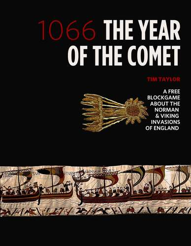 [Création] 1066 - l'année de la Comète Yotc
