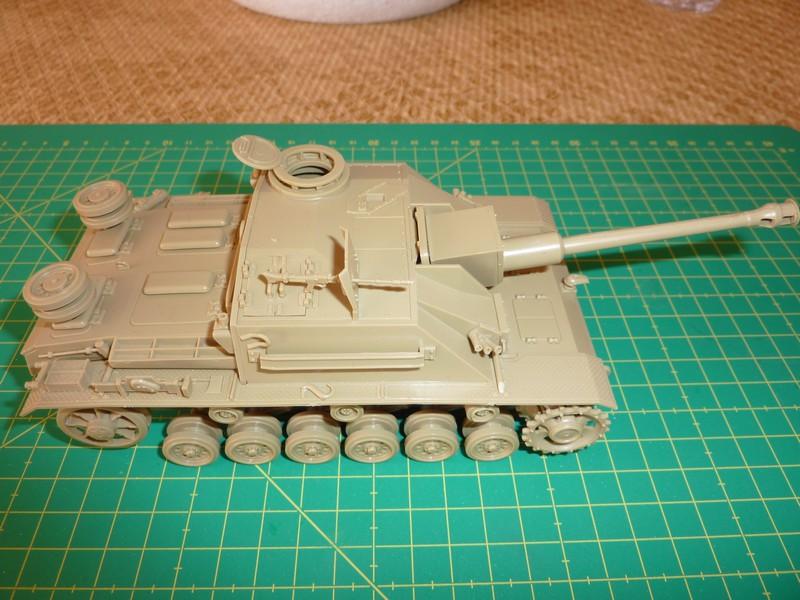 STUG - StuG III Ausf.G TAMIYA MM114 P1030714z
