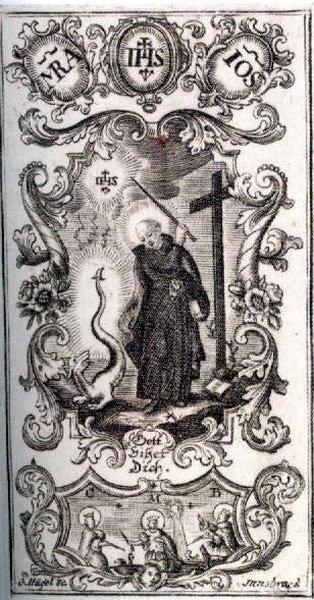 Ignatius de Loyola – Franciscus Xaverius Signatius