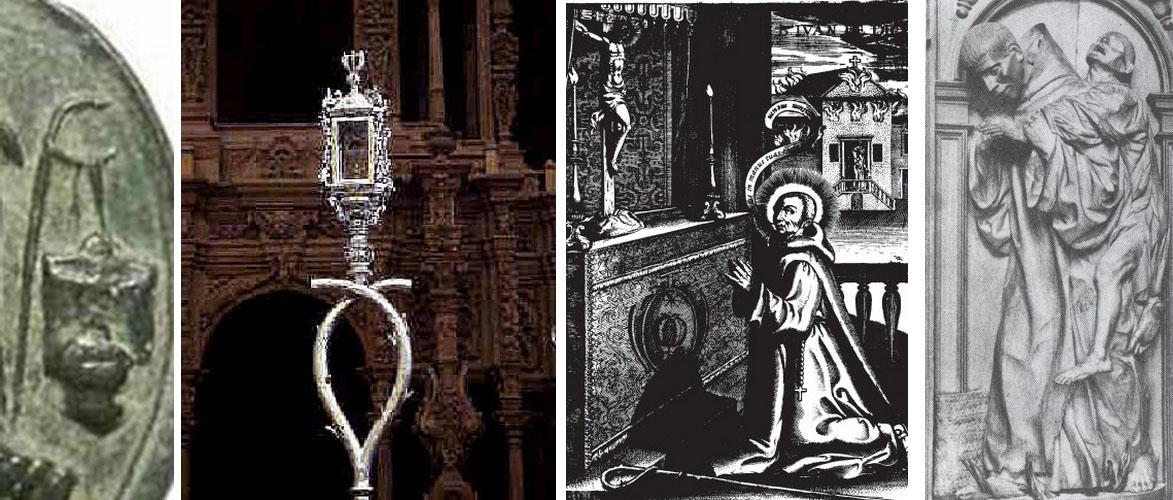 Beato Juan de Dios / Virgen Inmaculada (R.M. SXVII-O217) 43974346