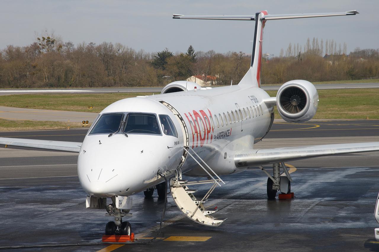[15/03/2013] Embraer 145 (F-GRGH) Hop! Numh
