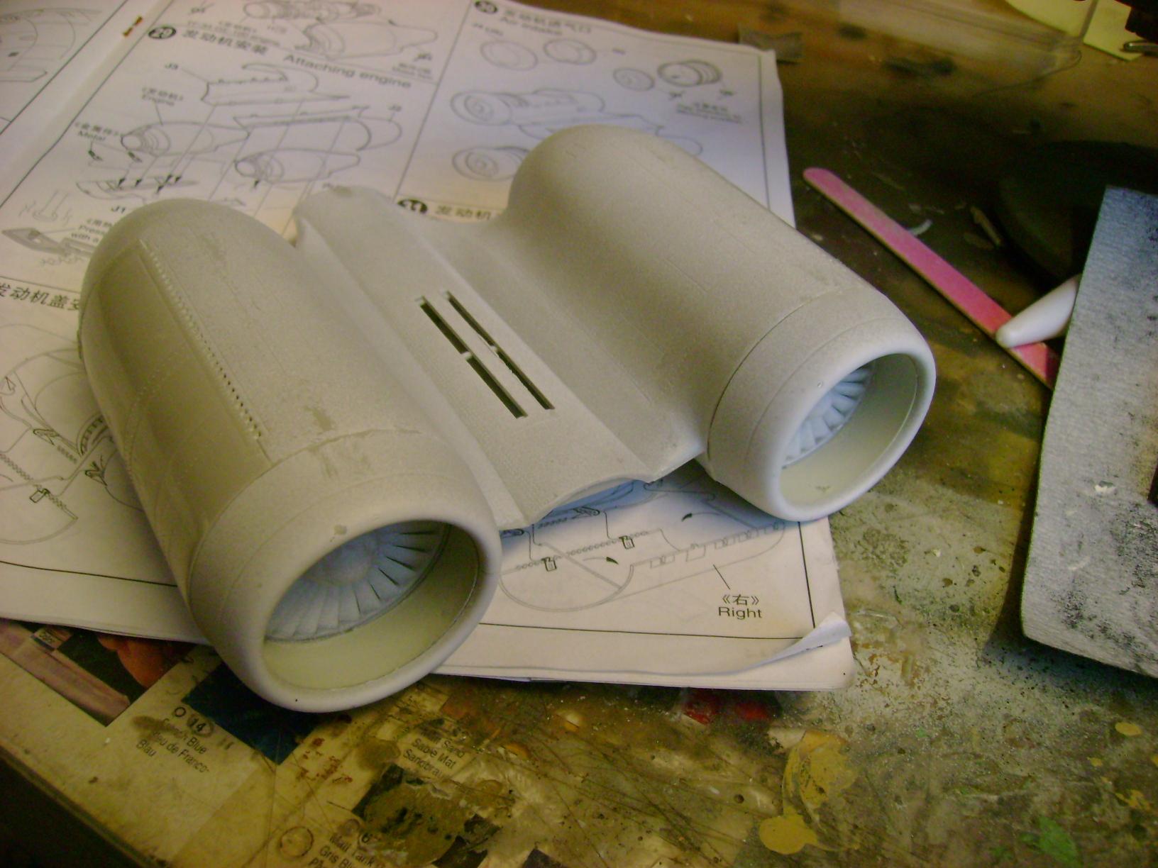 A-10 Thunderbolt II...1/32 Trumpeter + PE Edouard....( T-Bird) Up 02/12... 51085592d