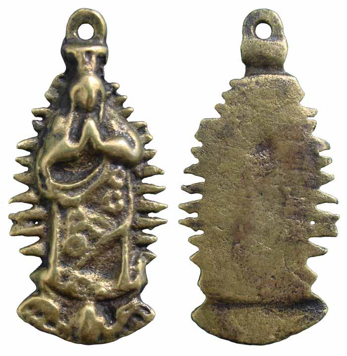 Virgen de Guadalupe (?) – MF(014) Mf014