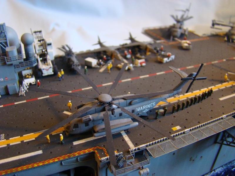 USS WASP LHD-1 1/350 Revell  Dsc09162h