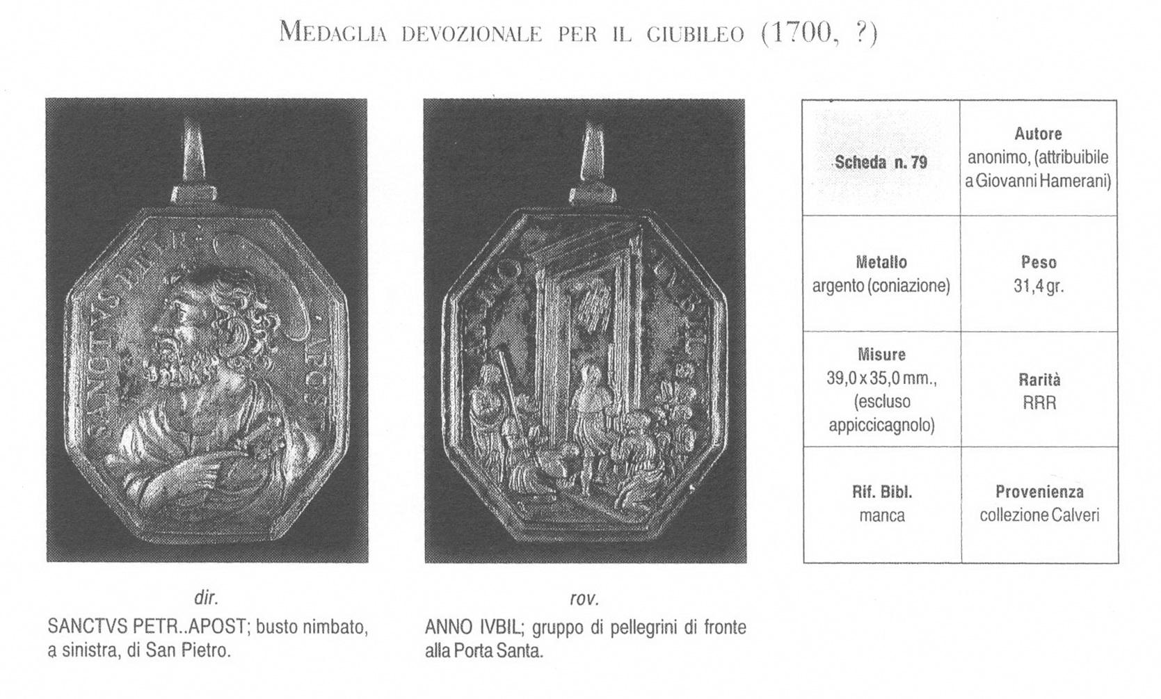 Recopilacion de medallas jubilares de datacion dudosa expuestas en el foro Calveri