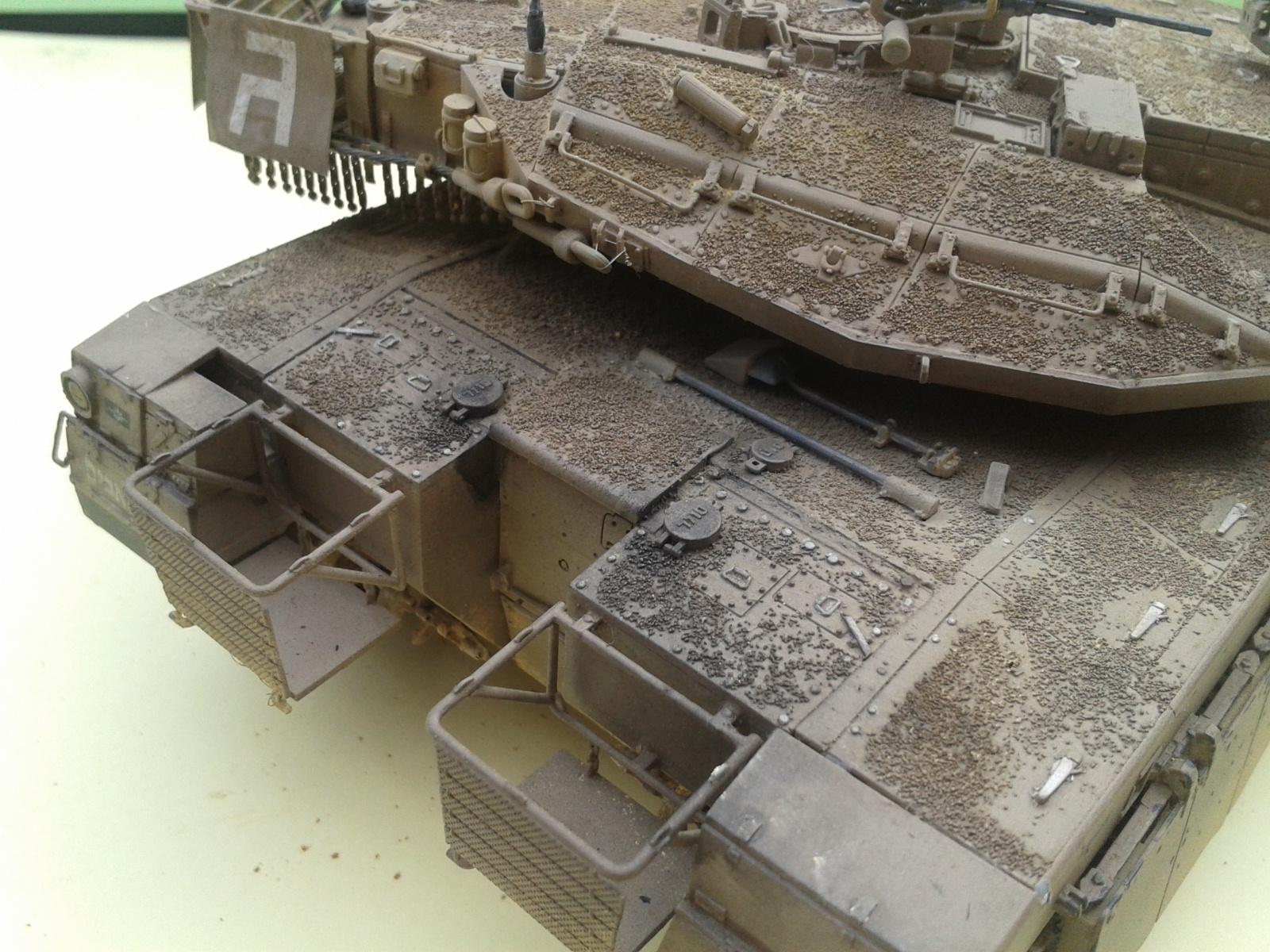 IDF MERKAVA MK.3D EARLY au 1/35 By Meng.....Terminer !!!! et sur son dio.... - Page 2 20130402175256