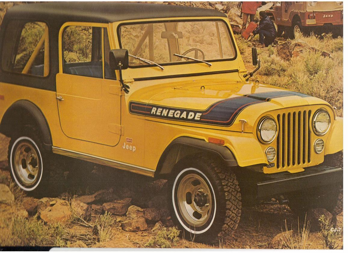 Jeep CJ7: différences entre versions - Page 2 Numris2711201221513red