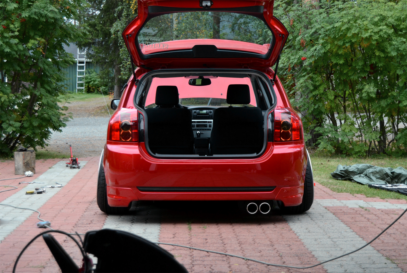 Japtoys & Fittest presents: Mysticin Toyota Corolla E12 Pxm2