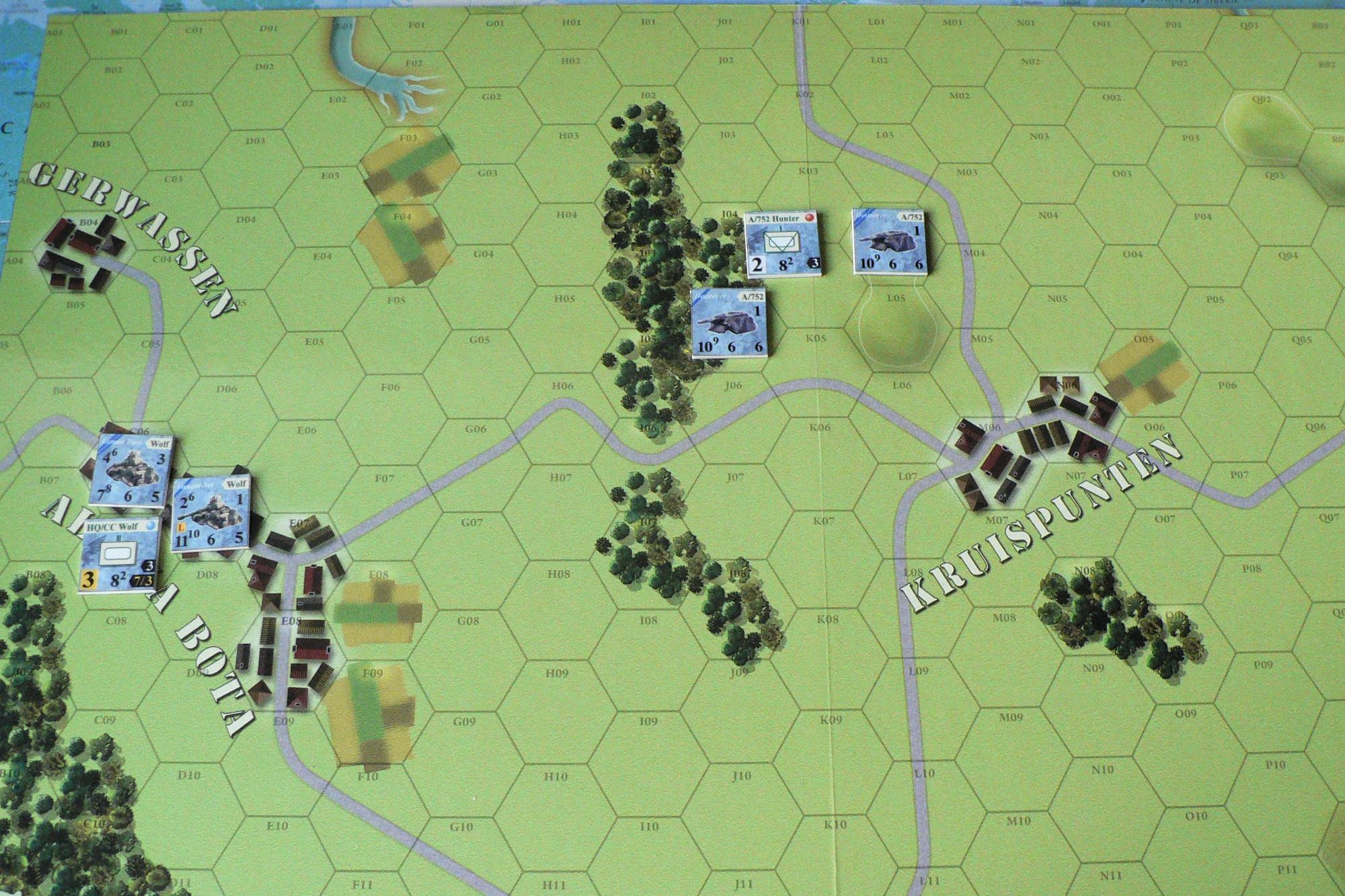 [CR] Blazing chariots : les plaines de feu 64bx