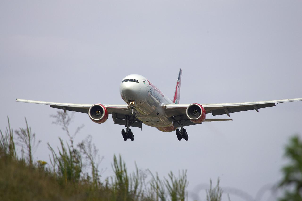 [15/07/2011] Londres Heathrow (Part I) Bu8i