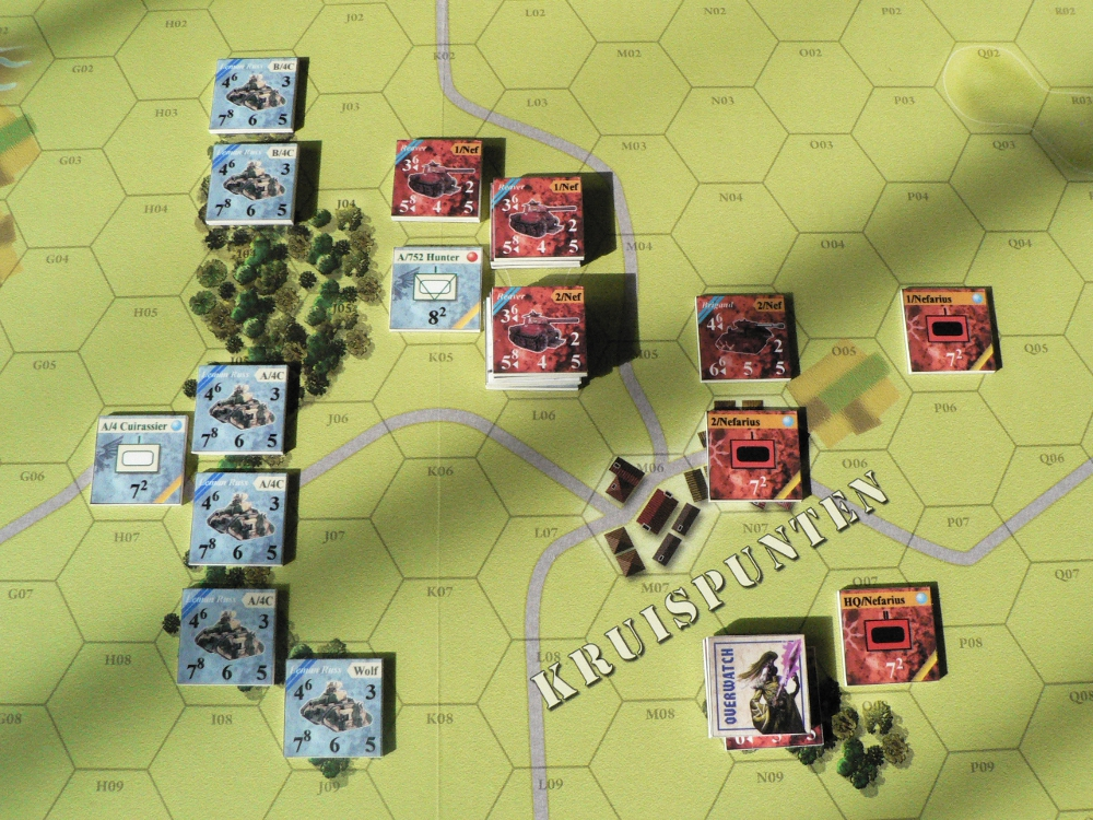 [CR] Blazing chariots : les plaines de feu 6duz