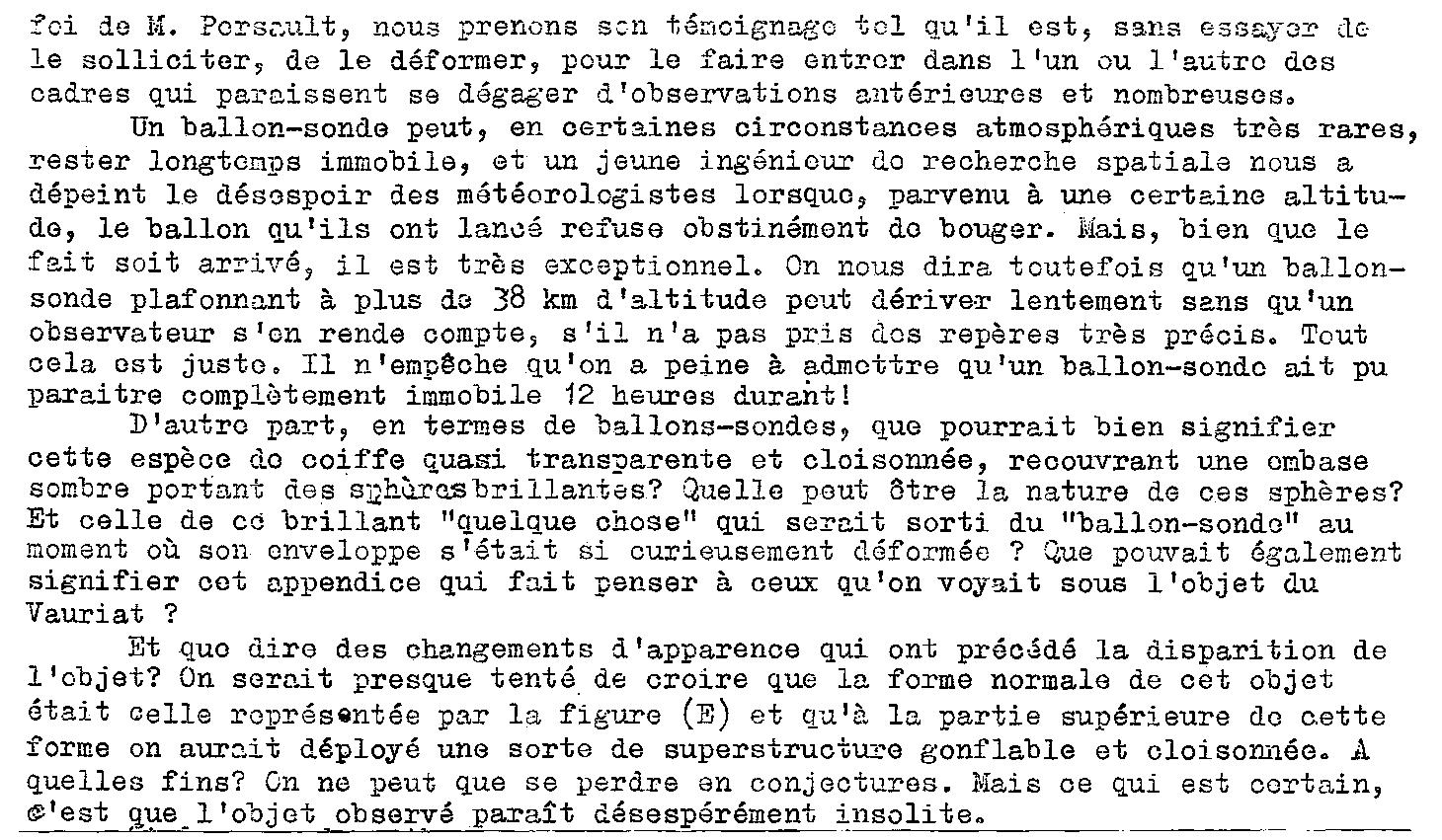 1967: lex /12 à  à la tombé de la nuit- Disques lumineux - Forêt de Pontcalleck (56)  - Page 2 19653